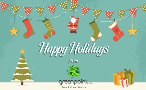 Happy Holidays From Greenpoint